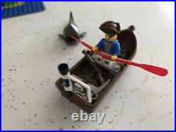 1989 Vintage LEGO Pirates 6270 FORBIDDEN ISLAND Complete and very nice
