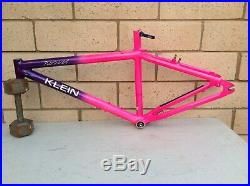 1993 Klein Rascal Vintage Mountain Bike frame 17 In Very Nice Condition