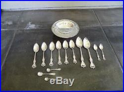 412 grams Sterling Silver Lot. Not Scrap. Very nice Towle Old Colonial Pattern