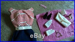 #968 Vintage 60's Barbie Roman Holiday Very Nice Pieces