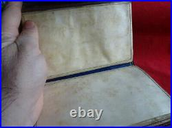 A Very Nice Large Vintage Victorian Salmon Fly Wallet