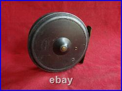 A Very Nice Vintage Dingley Made 3 3/8 Trout Fly Reel For W Robertson