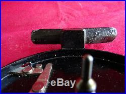 A Very Nice Vintage Speedia 4 Narrow Drum Centrepin Fishing Reel