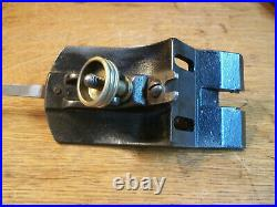 Antique 1910 Stanley No. 6c Corrugated Bottom Smoothing Plane Very Nice