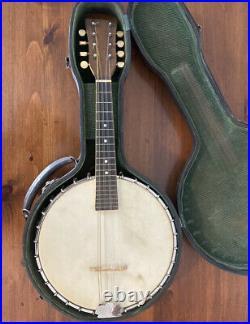 Antique 1920's VEGA Fairbanks Little Wonder Banjo (Joe B. Rogers) Very Nice