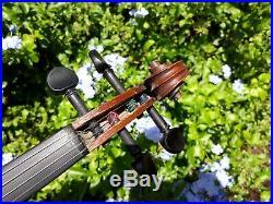 Antique 4/4 Violin Late 1890's Amati Model Very Nice Tone