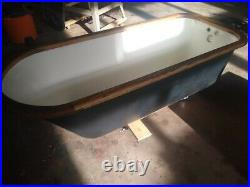 Antique Bath Tub Standard Manufacturing CO Pittsburgh VERY NICE LARGE
