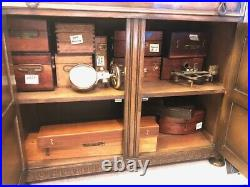 Antique G. A. Berry & Son # 10 Sextant And Case Appraised At $1400 Very Nice
