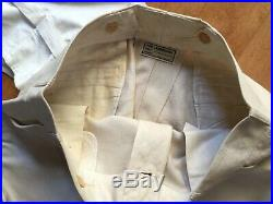 Antique Golf Men's Knickers & Vest Linen Finchley 5th Ave NY Very Nice
