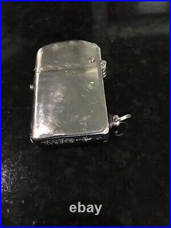 Antique Nassau Automatic Lighter. 1905-1911 VERY NICE WORKING CONDITION
