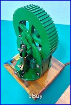 Antique TANKAIRE Vtg Electric Motor Aquarium Fish Tank Air Pump Very Nice & Cool