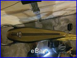 Antique VERY NICE 1970s SWEET OLD SCHOOL ALL ORIGINAL AMX Swift Hornet (GOLD)