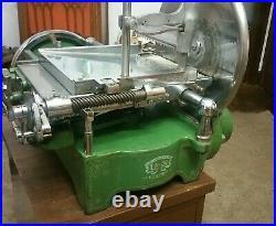 Antique Van Berkel US Slicing Machine Meat Slicer VERY NICE Will Ship