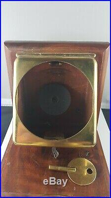 Chelsea clock rare USA navy, original case very nice condition