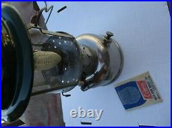 Coleman 220 D Hard To Find Lantern With Original Box Very Nice