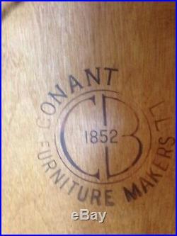 Conant Ball Set Of 2 Very Nice MID-CENTURY MODERN Nesting Tables