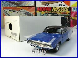 Danbury Mint 1968 Dodge Charger From The Stephen King Movie Christine Very Nice
