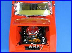 Danbury Mint The Dukes Of Hazzard General Lee 1969 Dodge Charger Very Nice