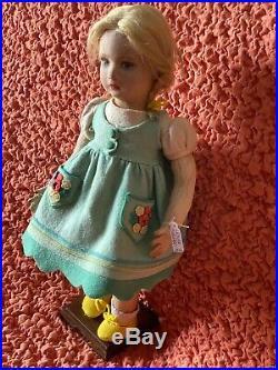 Dolcissima LAURA LENCI 17 (42cm) doll antique poupee Very Nice Face