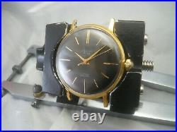 Extra Flach / Flat Poljot De Luxe 2209 #001- Sehr Schön / Very Nice