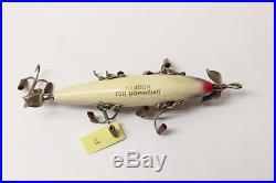Heddon Dowagiac 150 5-Hook Shiner Very Nice Fishing Lure