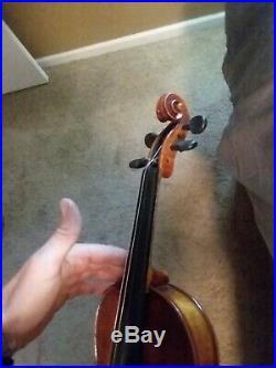 John Juzek violin antique very nice condition all original parts