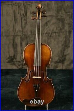 Labeled Caspar da Salo in Brescia, Very Nice Antique Violin, Great Condition
