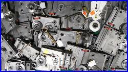 M & W Mallory & Wheeler Rim Lock 1870 Eastlake Complete Very Nice (11024)