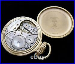 M82 Elgin B. W. Raymond Railroad Grade 478 16s 21j Antique Pocket Watch VERY NICE