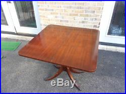 Mahogany Game Table, Very Nice in Good Condition