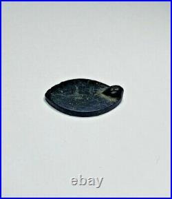Medieval Vesica Bronze Seal Matrix, Lamb Of God. Very Nice Detail