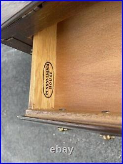 Pennsylvania House Cherry wood secretary desk Base Very Nice Clean Vintage