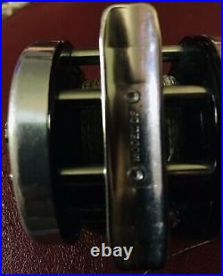 Pflueger 2800 Model No. DF Open Faced Reel! Very Nice! Great Condition