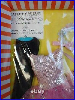 RARE MIP Barbie Junior Edition Skipper TM Doll Ballet Outfit Very Nice
