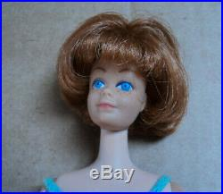RED HEAD BENDABLE LEG MIDGE With BEAUTIFUL FACE IN ORIGINAL S/S VERY NICE