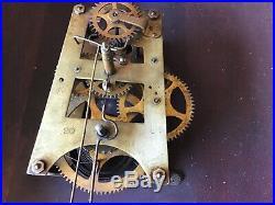 Rare Antique Early Coca-cola Clock In Very Nice Original Condition