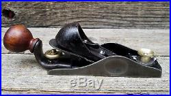 Rare Antique Sargent 317 Tail Handle Block Plane Marshall Wells Zenith Very Nice