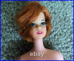 Red Head Short Flip Stacey Barbie's Friend Very Nice Doll Vintage 60's