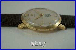 Rolex Precision Award Watch Vintage 14k Dates 1970's Very Nice Buy It Now