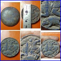 Sasania prince wonderfull very nice old lapiz lazuli plate