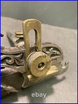 Stanley Millers Patent Plow #43 Vintage Very Nice Antique Stanley Tool