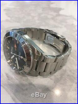 Steinhart GMT Ocean One Vintage Automatic VERY NICE Fast Shipping