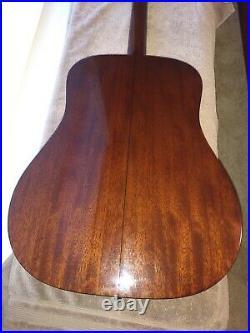 Takamine Vintage F385 12 String Guitar 1976 Very Nice 44 Year Old Lawsuit Era