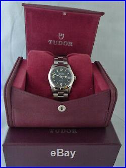 Tudor Rolex Prince Oysterdate Ranger Dial watch VERY NICE
