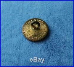 VERY RARE DOREMUS SUYDAM & NIXON NEW YORK Copper Button pre-1840VERY NICE