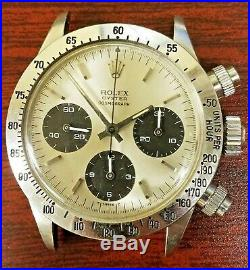 VINTAGE ROLEX DAYTONA 6265 OYSTER COSMOGRAPH ca 1971 VERY NICE