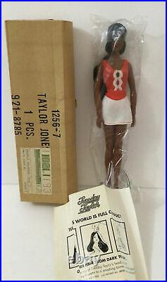 Very Nice 1970s Ideal Taylor Jones Tuesday Taylor In Box