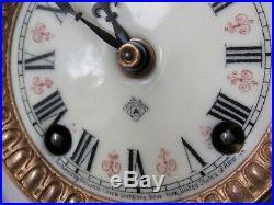 Very Nice American Royal Bonn Ansonia Striking Mantle Clock