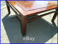 Very Nice Antique 19th C Meiji Era Wood Japanese Tatami Table