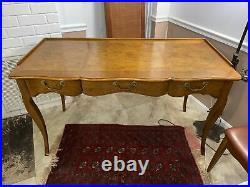 Very Nice Baker Furniture Home Or Office Desk, Great Condition